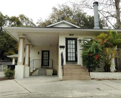 Orlando Single Family Home For Sale: 1515 E Central Boulevard