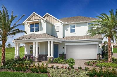 Celebration, Davenport, Kissimmee, Orlando, Windermere, Winter Garden Single Family Home For Sale: 2407 Biscotto Avenue