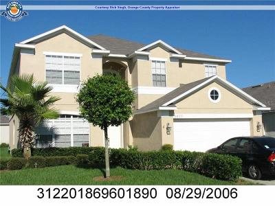 Orlando Single Family Home For Sale: 3820 Shawn Circle