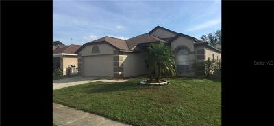 Orlando Single Family Home For Sale: 2148 Crosshair Circle
