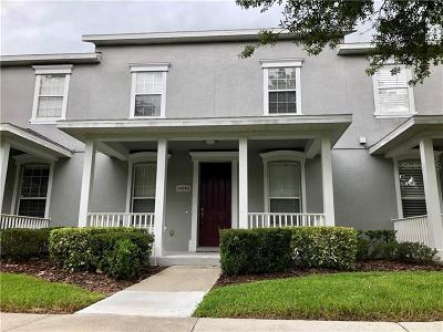 Windermere Townhouse For Sale: 14248 Confetti Drive