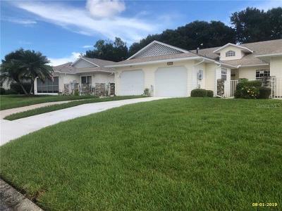 Leesburg Villa For Sale: 5653 Laver Street