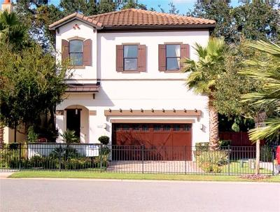 Orlando Single Family Home For Sale: 8137 Via Vittoria Way