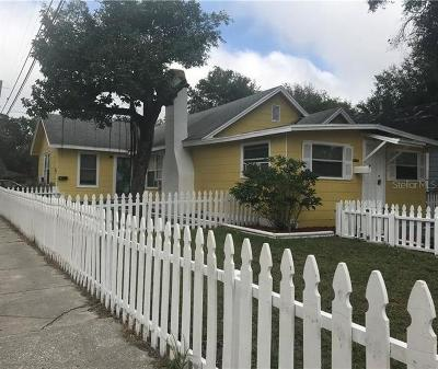 Pinellas County Multi Family Home For Sale: 1347 9th Avenue S