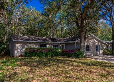 Winter Springs Single Family Home For Sale: 624 Pearl Road