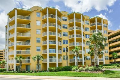 Ponce Inlet Condo For Sale: 4650 Links Village Drive #D501