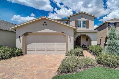 Ocoee Single Family Home For Sale: 1627 Amber Leaf Circle