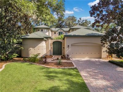 Winter Park Single Family Home For Sale: 1741 Bryan Avenue