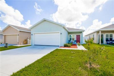 Winter Haven Single Family Home For Sale: 2924 Whispering Trails Drive