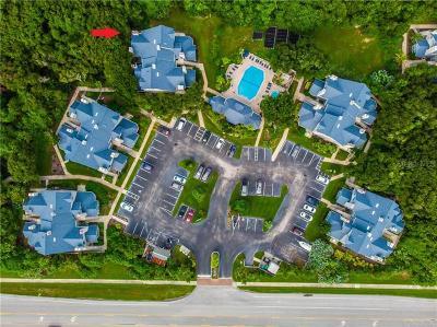 New Smyrna Beach, Daytona Beach, Cocoa Beach Condo For Sale: 4248 Sun Village Court #140
