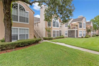 Altamonte Springs Condo For Sale: 662 Youngstown Parkway #202