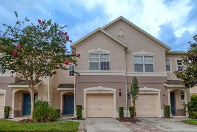 Winter Springs Townhouse For Sale: 538 Pinebranch Circle
