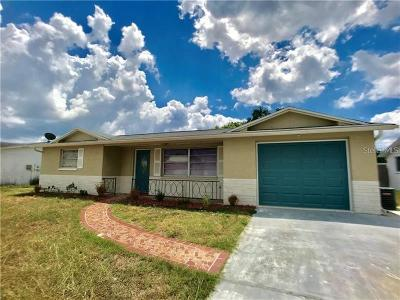 Port Richey Single Family Home For Sale: 9105 Saint Regis Lane