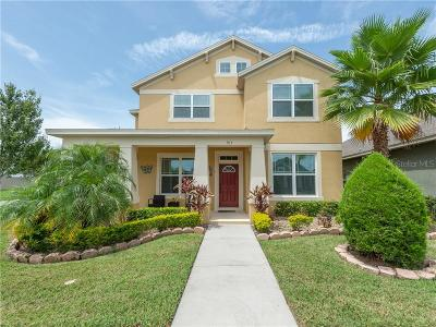 Groveland Single Family Home For Sale: 913 Egrets Landing Way
