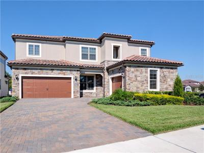 Celebration, Davenport, Kissimmee, Orlando, Windermere, Winter Garden Single Family Home For Sale: 11251 Lemon Lake Blvd