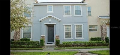 Orlando Townhouse For Sale: 13608 Eridanus Drive