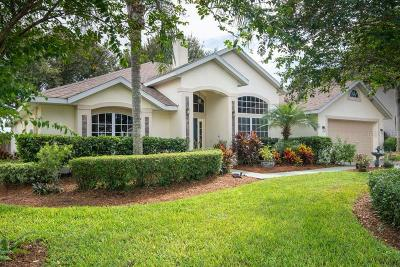 Debary Single Family Home For Sale: 578 Quail Lake Drive