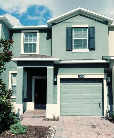 Celebration, Davenport, Kissimmee, Orlando, Windermere, Winter Garden Townhouse For Sale: 10769 Savannah Landing Circle