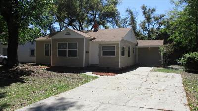 Tampa Single Family Home For Sale: 914 Cornelius Avenue