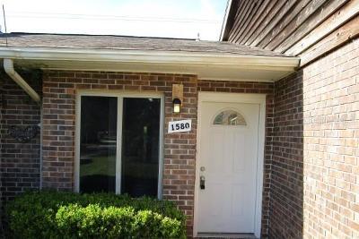 Gulf Breeze Duplex For Sale: 1580 Janice Court #A