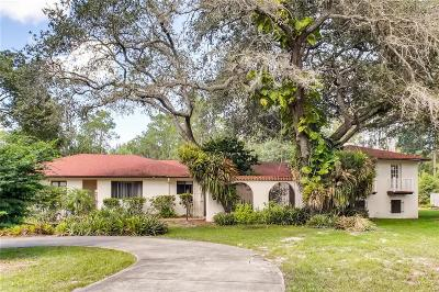 Chuluota Single Family Home For Sale: 352 Kiwanis Circle