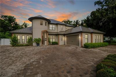 Winter Park Single Family Home For Sale: 5049 Lake Howell Road