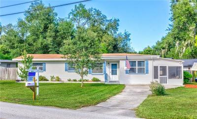 Deland  Single Family Home For Sale: 721 N Stone Street