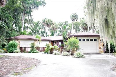 Leesburg Single Family Home For Sale: 30017 Johnsons Point Road