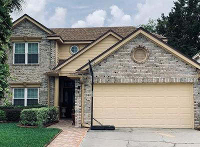 Lake Mary Single Family Home For Sale: 2258 Milltowne Way