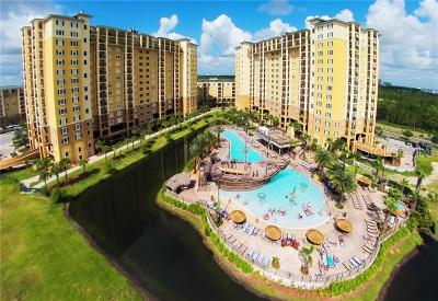 Orlando Condo For Sale: 8101 Resort Village Drive #3312