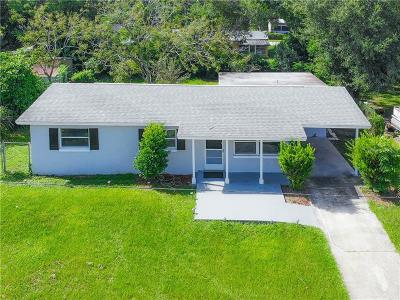 Altamonte Springs Single Family Home For Sale: 513 Peach Tree Lane