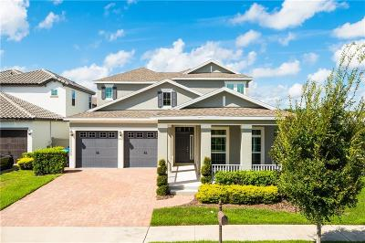Apopka, Christmas, Eatonville, Maitland, Winter Park, Zellwood, Orlando, Pine Hills, Belle Isle, Edgewood, Gotha, Oakland, Windermere, Winter Garden Single Family Home For Sale: 8752 Powder Ridge Trail