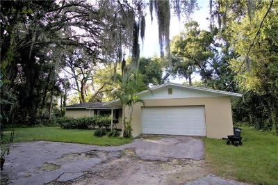 Altamonte Springs Single Family Home For Sale: 607 Oakhurst Street