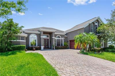 Apopka, Christmas, Eatonville, Maitland, Winter Park, Zellwood, Orlando, Pine Hills, Belle Isle, Edgewood, Gotha, Oakland, Windermere, Winter Garden Single Family Home For Sale: 15250 Sunset Overlook Circle