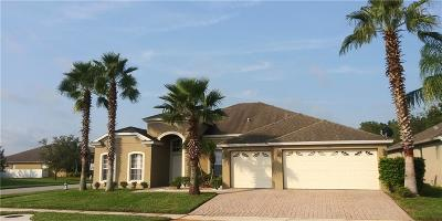 Orlando Single Family Home For Sale: 862 Timber Isle Drive