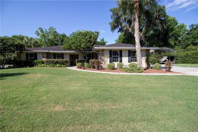 Ocala Single Family Home For Sale: 920 SE 16th Street