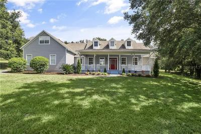 Clermont Single Family Home For Sale: 20693 Sugarloaf Mountain Road