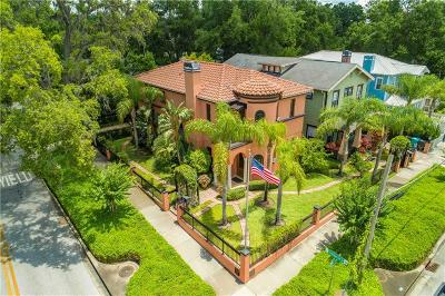Orlando Single Family Home For Sale: 503 Summerlin Avenue N