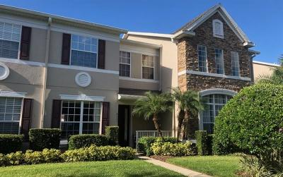 Oviedo Townhouse For Sale: 4521 Oxen Hill Loop