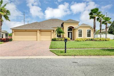 Orlando Single Family Home For Sale: 4743 Legacy Oaks Drive