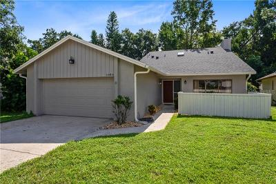 Winter Springs Single Family Home For Sale: 1484 Connors Lane