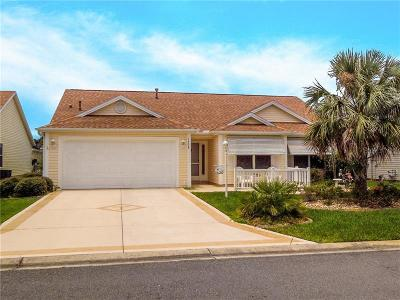 The Villages Single Family Home For Sale: 1428 La Hermosa Drive