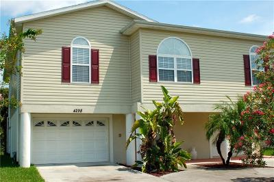 Hernando County, Hillsborough County, Pasco County, Pinellas County Single Family Home For Sale: 4298 Tahiti Drive