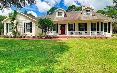 Sarasota Single Family Home For Sale: 7872 Saddle Creek Trail