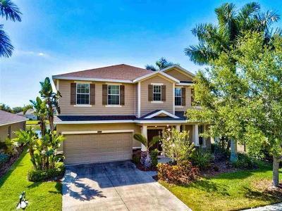 Sarasota Single Family Home For Sale: 8457 Karpeal Drive