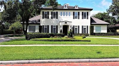 Winter Park Single Family Home For Sale: 2229 Via Tuscany