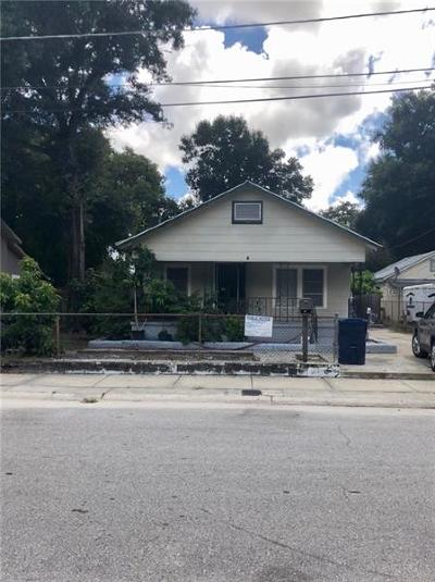 Tampa Single Family Home For Sale: 2909 N 11th Street