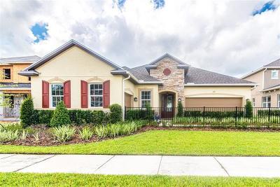 Winter Garden Single Family Home For Sale: 418 Silver Dollar Lane