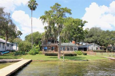 Windermere Single Family Home For Sale: 5429 W Lake Butler Road