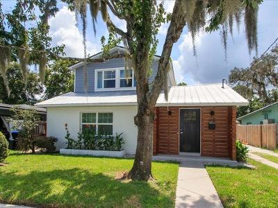 Winter Park Single Family Home For Sale: 1830 Staunton Avenue